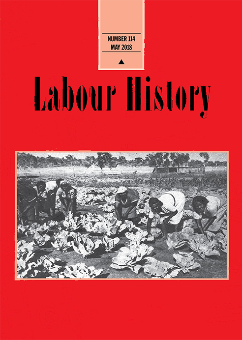 link to Labour History: A Journal of Labour and Social History