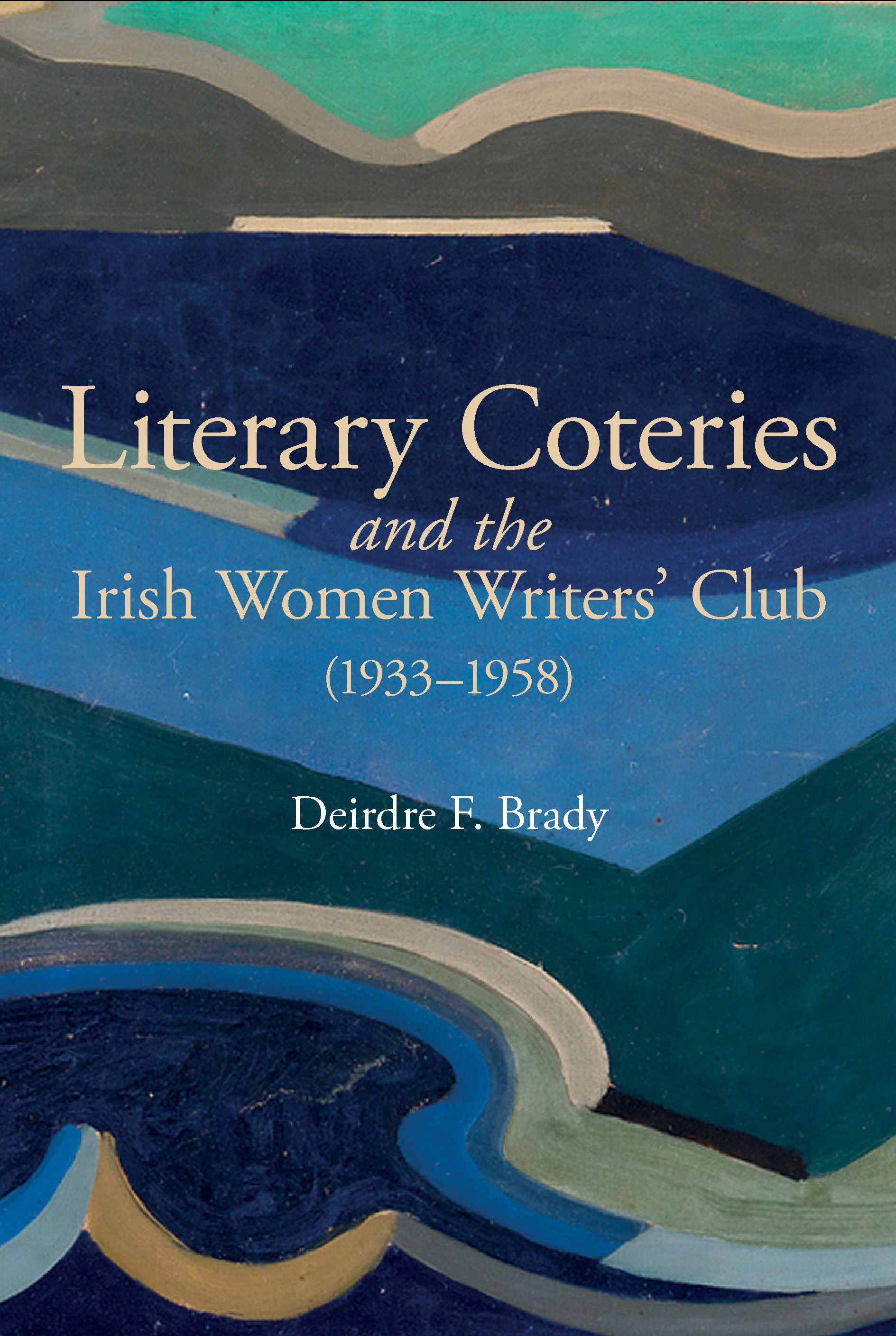 link to Literary Coteries and the Irish Women Writers' Club book