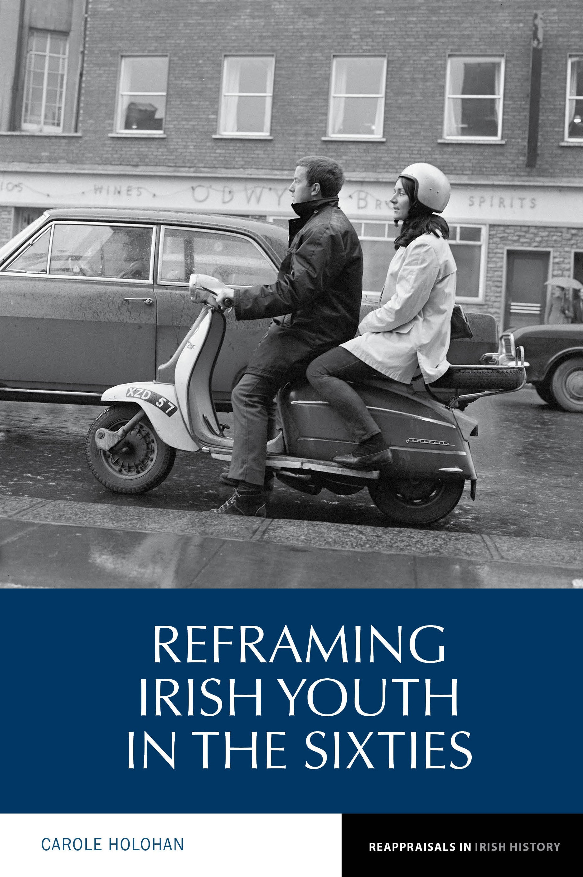 link to Reframing Irish Youth in the Sixties book