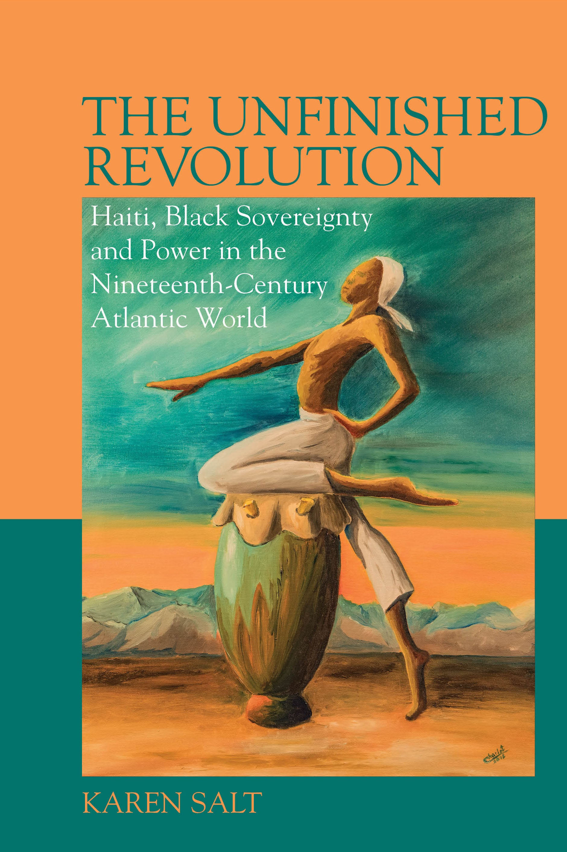 link to The Unfinished Revolution book