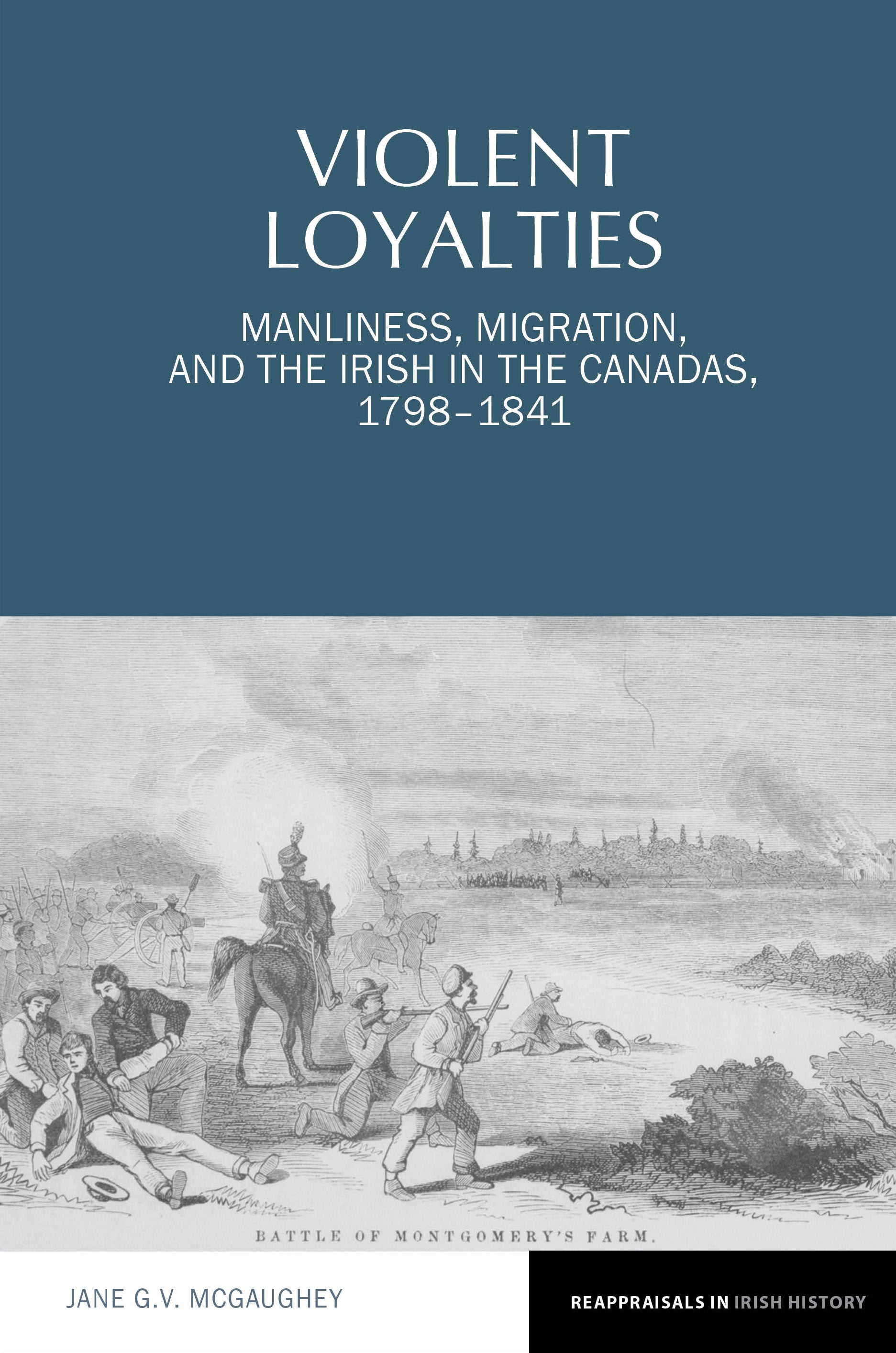 link to Reappraisals in Irish History series