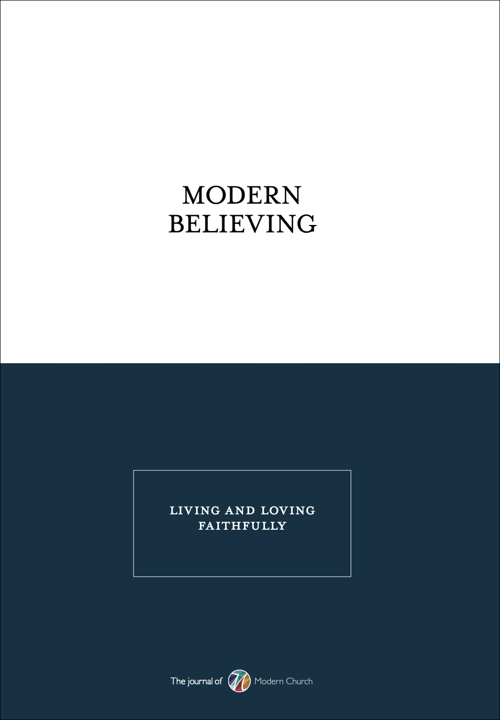 link to Modern Believing