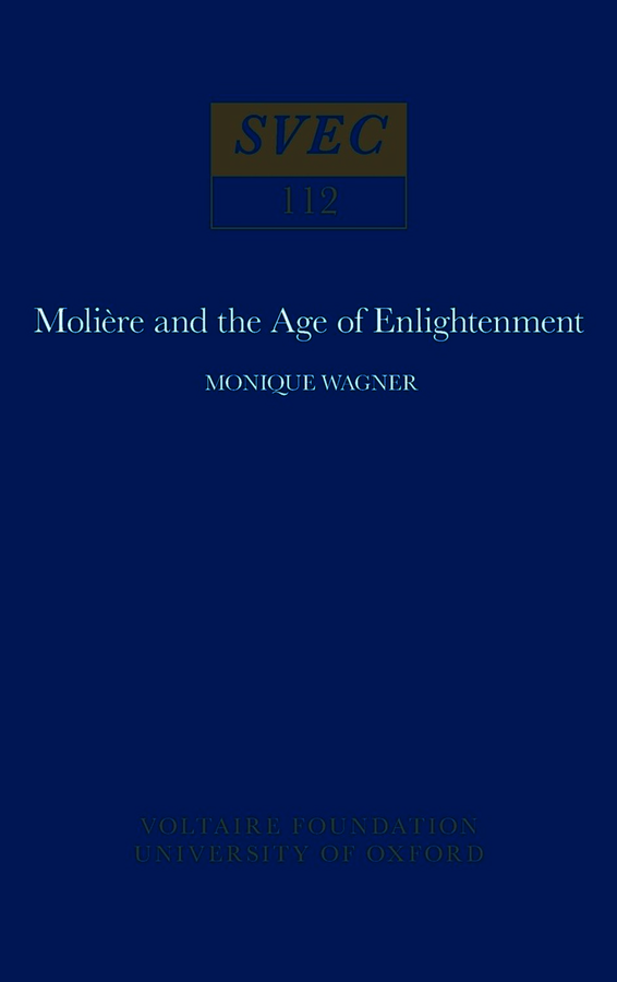 Molière and the Age of Enlightenment. Wagner, Monique (9780729401968). Paperback.