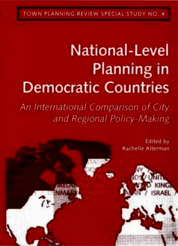 National-Level Spatial Planning in Democratic Countries. Alterman, Rachelle (9780853238454). Paperback.