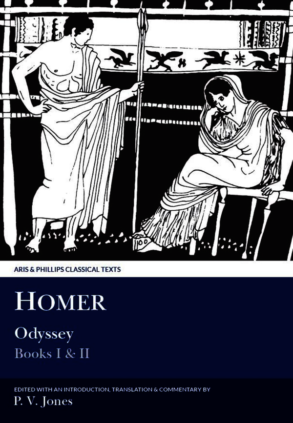 Homer: Odyssey I and II. Jones, Peter (9780856684708). Paperback.