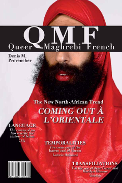Queer Maghrebi French. Provencher, Denis M (9781781384596). eBook.