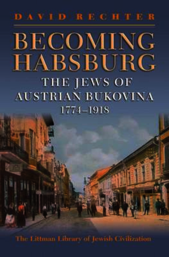 Becoming Habsburg. Rechter, David (9781904113959). Hardback.