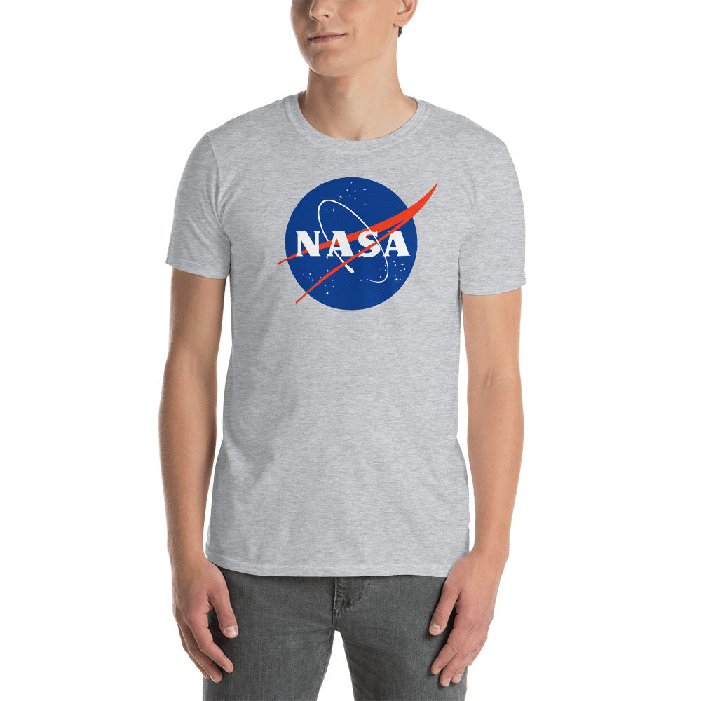 Big NASA Meatball Logo T-Shirt
