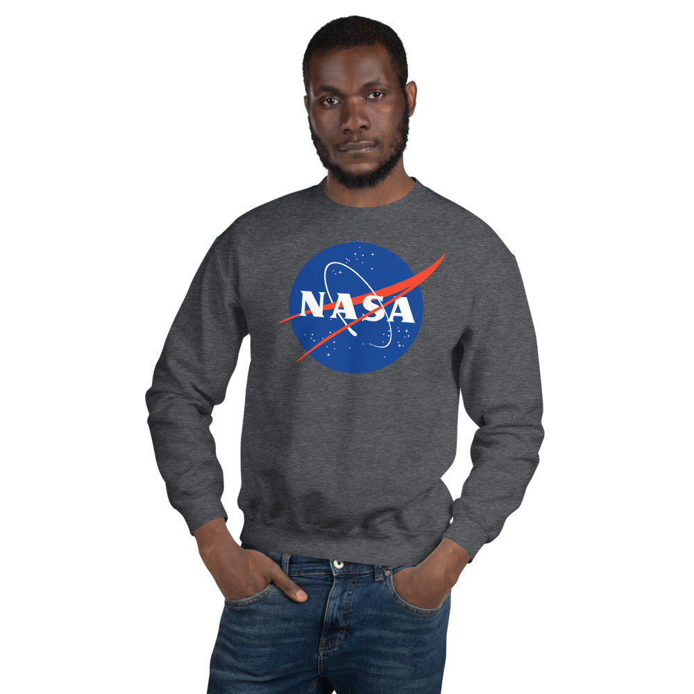NASA Meatball Logo Sweatshirt