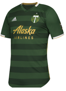 Portland Timbers Schedule 2020 PORTLAND TIMBERS HOME JERSEY 2019/2020 – SOCCER STOCKROOM