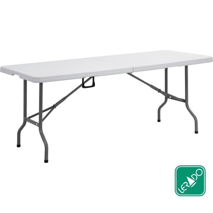 8Ft Fold-In Half Rect. Table
