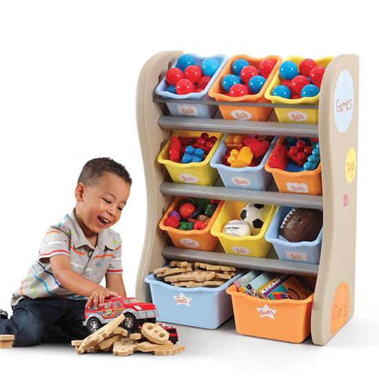 Fun Time Room Organizer Tropical