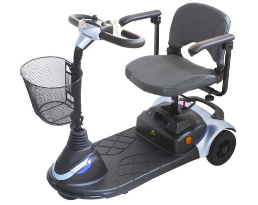 HS-265 Three Wheel Mobility Scooter Blue