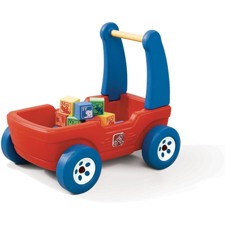 Walker Wagon W/ Blocks