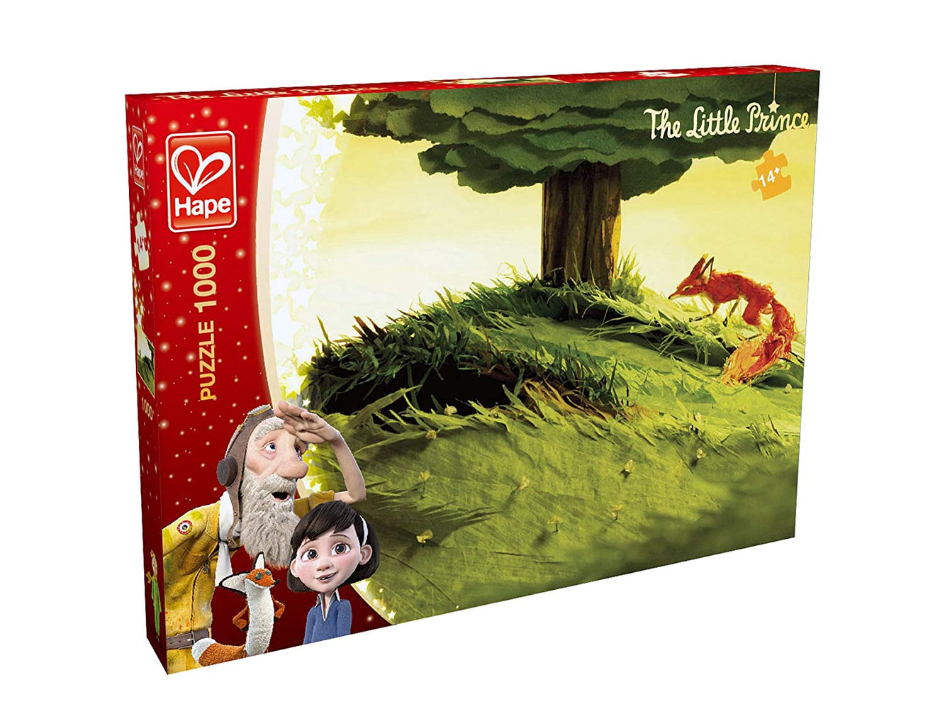 The Little Prince Puzzle- Come And Play With Me