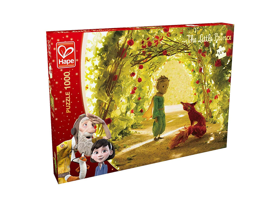 The Little Prince Puzzle 1000- The Garden Of Roses
