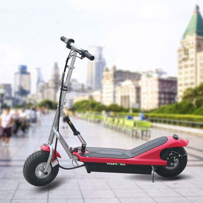 Electric Scooter Red