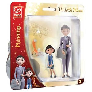 Exclusive Figurines Planning- The Little Girl, Mother And Fox