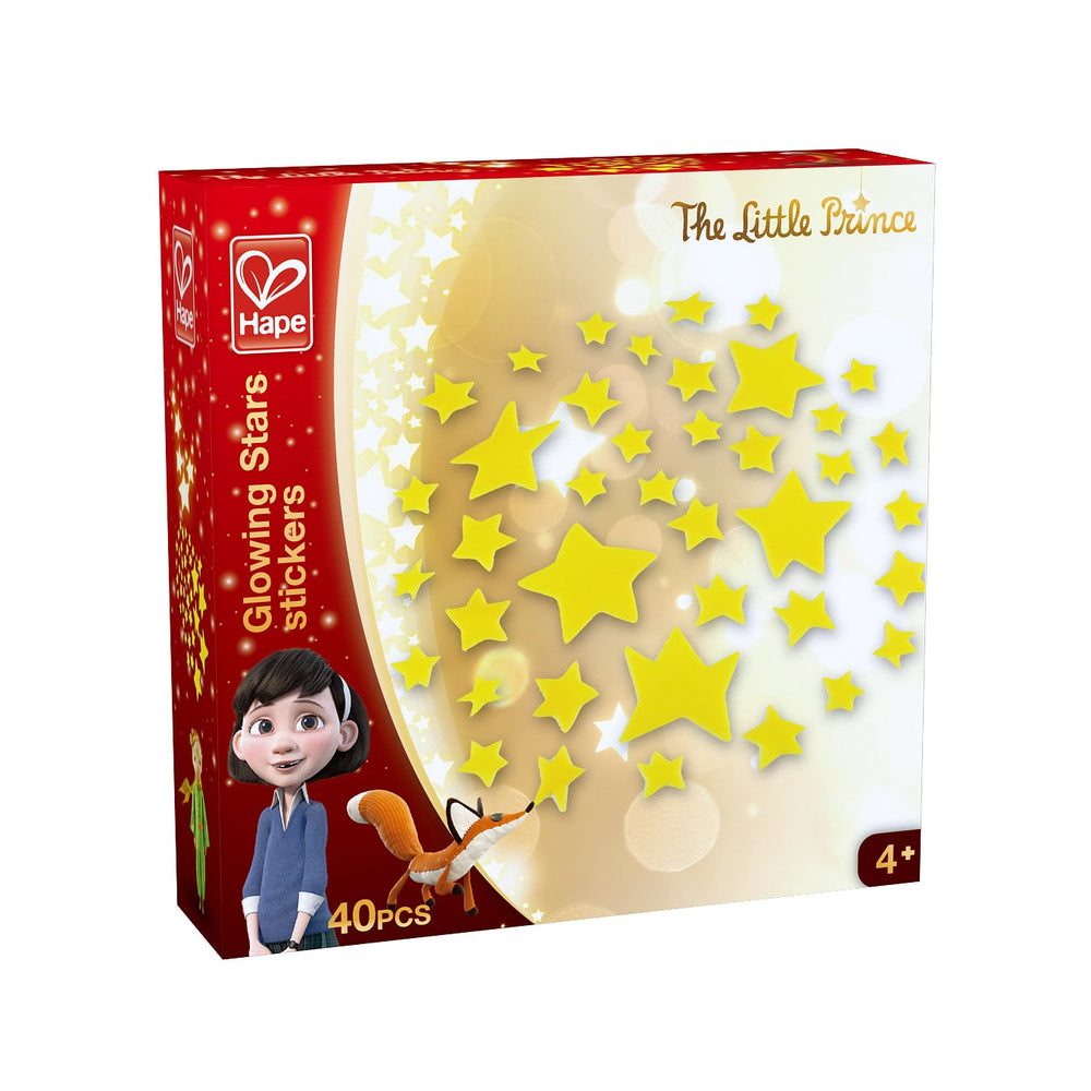 The Little Prince Glowing Stars Stickers