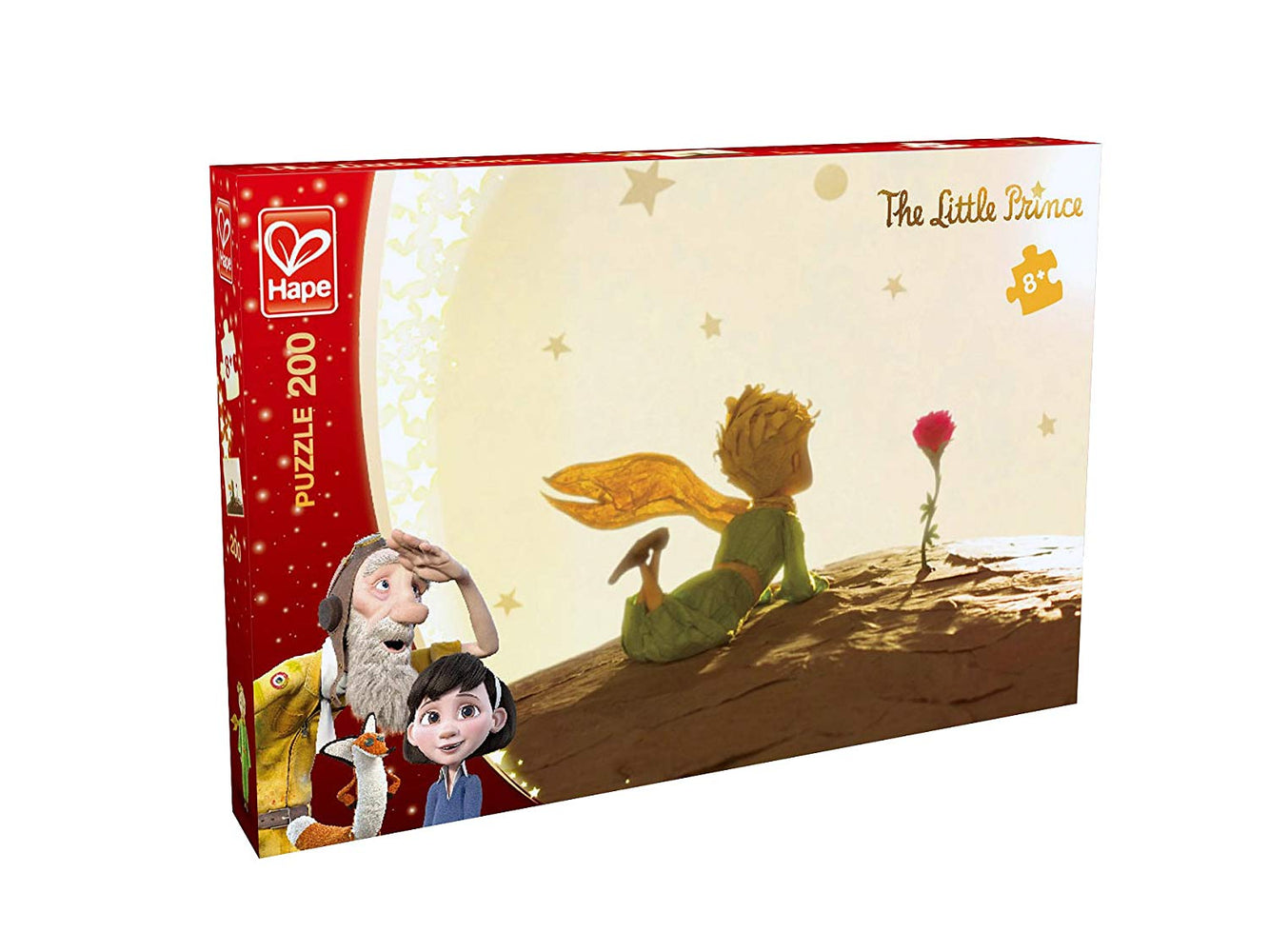 The Little Prince Puzzle The Sunset