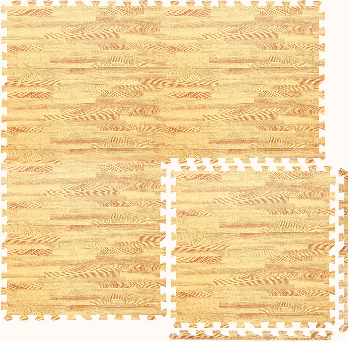 Eva Printed Mats Wooden Design 60X60