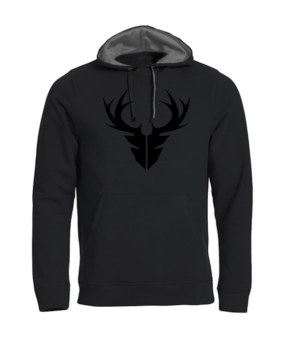Sweat Capuche CEROS Black Force LUI