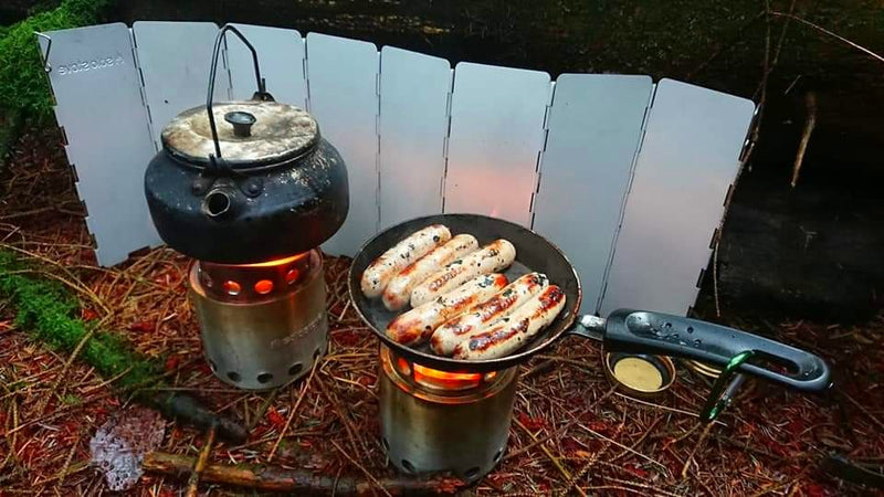 Solo Stove Lite & Alcohol Burner