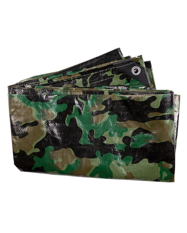 Kombat UK Camo Tarpaulin - PREPARE FOR ADVENTURE
