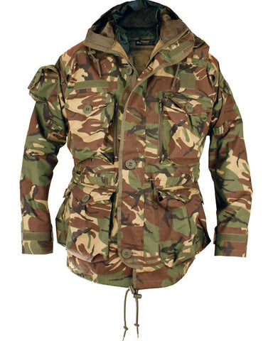 SAS Style Assault Jacket - DPM - PREPARE FOR ADVENTURE