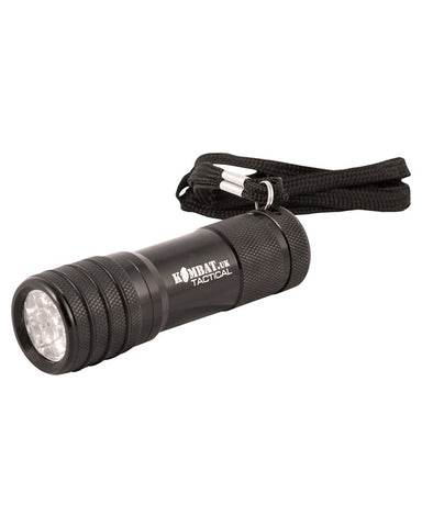 Tactical Torch - 9 LED - Batteries Included - PREPARE FOR ADVENTURE