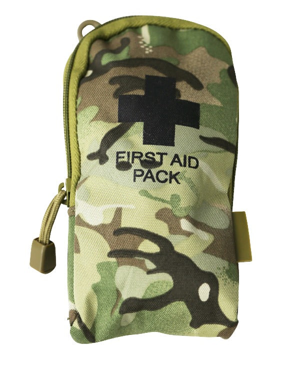 Military First Aid kit - MTP - DPM - OLIVE - COYOTE - BLACK