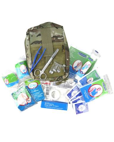 Deluxe Medical Pack - Military MTP - PREPARE FOR ADVENTURE