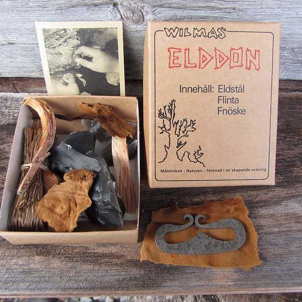 Wilma's Elddon Traditional Fire Kit - PREPARE FOR ADVENTURE