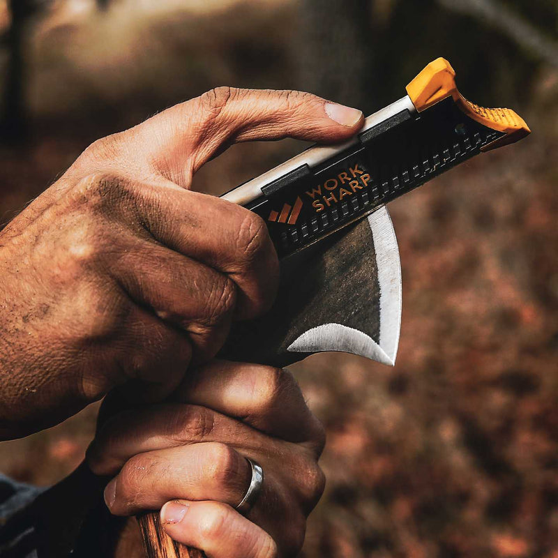 Work Sharp Pocket Knife Sharpener - PREPARE FOR ADVENTURE