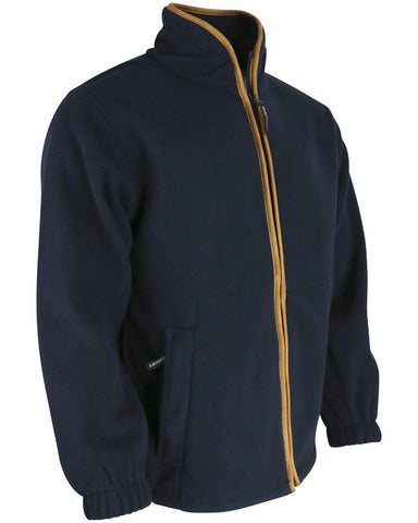 Country Fleece Jacket - 3 Colours - 5 Sizes - PREPARE FOR ADVENTURE