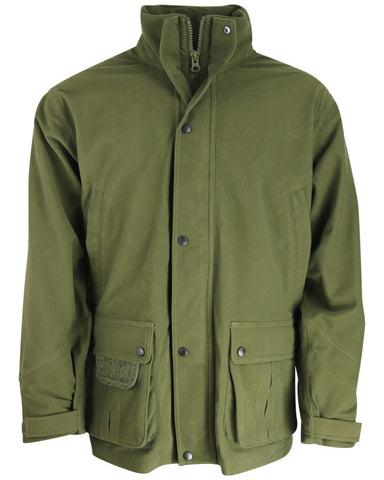 Classic Hunting Jacket - Moss Green - PREPARE FOR ADVENTURE