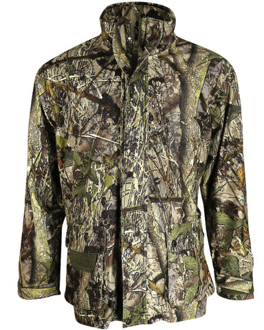 Classic Camouflage Hunting Jacket English Hedgerow - PREPARE FOR ADVENTURE