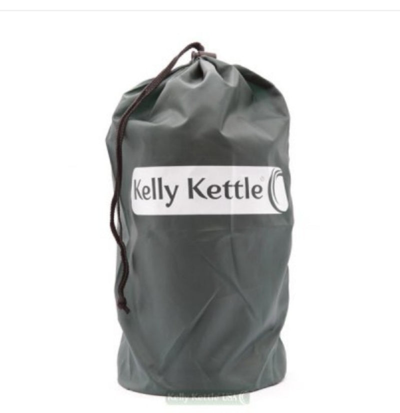 Kelly Kettle Trekker Kit - Kettle, Pot Support, Cook set - PREPARE FOR ADVENTURE