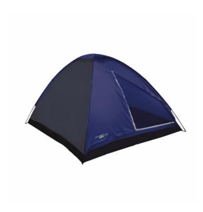 Dome Tent - 2 man - Blue - Yellowstone - PREPARE FOR ADVENTURE