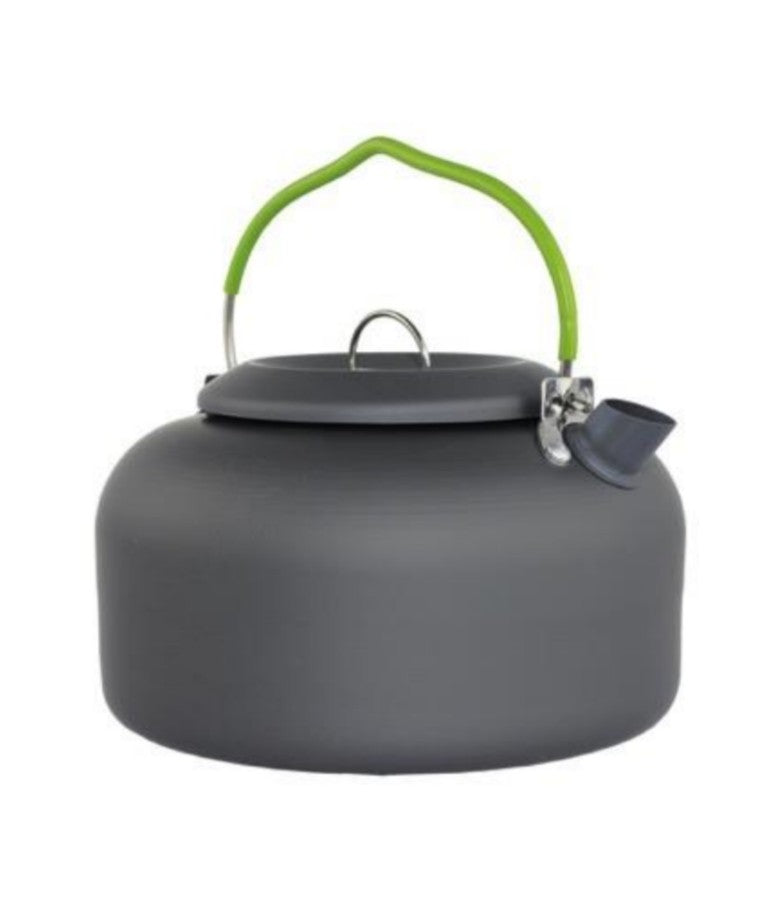 Lightweight Camping Kettle - 1.4ltr - Fast Boil - Yellowstone - PREPARE FOR ADVENTURE