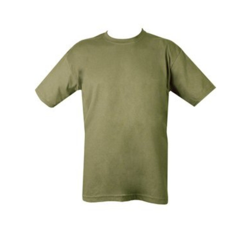 Military Plain Outdoor T-shirt - Available In 5 Colours - PREPARE FOR ADVENTURE