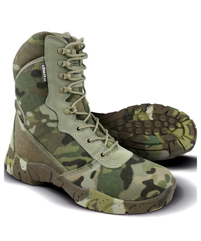 Men's Military Recon Boot - BTP - MTP - Sizes 7 to 13
