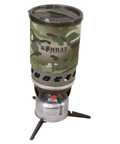 Ultra Fast Boil Lightweight Gas Camping Stove