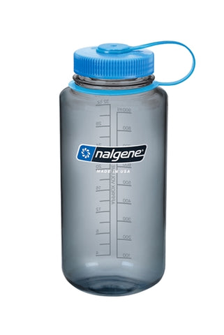 Nalgene Tritan 1ltr Water Bottle - Wide Mouth - 6 Colours