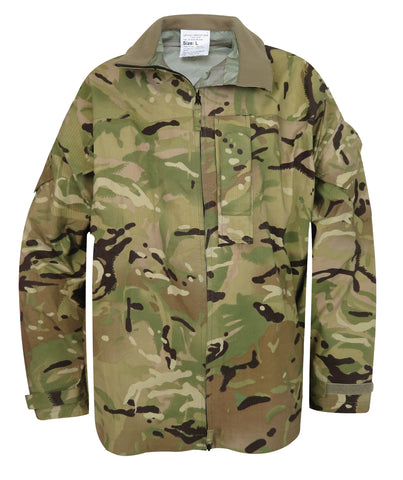 British Army MVP Waterproof Jacket - MTP