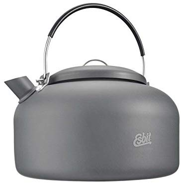 Esbit 1.4ltr Kettle - Hard Anodised Aluminium - PREPARE FOR ADVENTURE