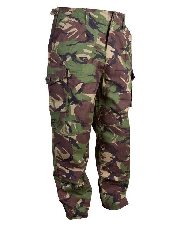 British Army S95 Camouflage Trousers - DPM - PREPARE FOR ADVENTURE