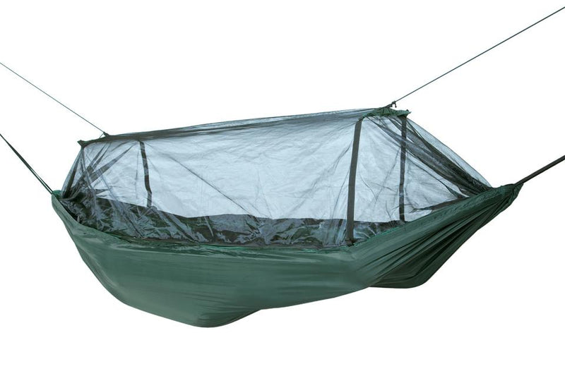 Full Hammock Setup - Hammock - 3x3m Tarp - Sleeping Bag - Under Blanket - XL Magic Carpet - Ridgeline - PREPARE FOR ADVENTURE