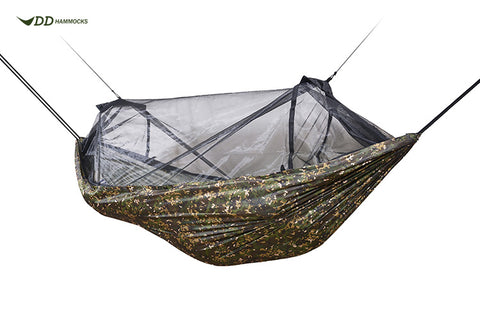 DD Frontline Hammock - MultiCam - PREPARE FOR ADVENTURE