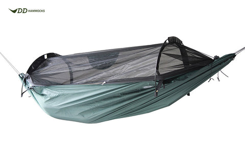 DD Superlight Jungle Hammock - All In One Modular System - PREPARE FOR ADVENTURE